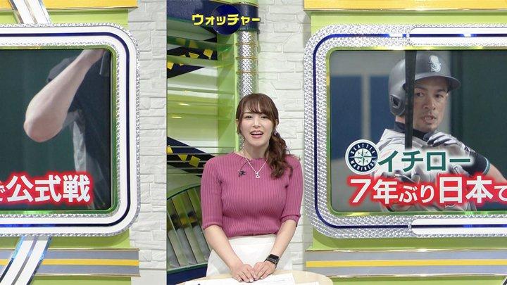鷲見玲奈 SPORTSウォッチャー FOOT×BRAIN (2019年03月16日,20日放送 26枚)
