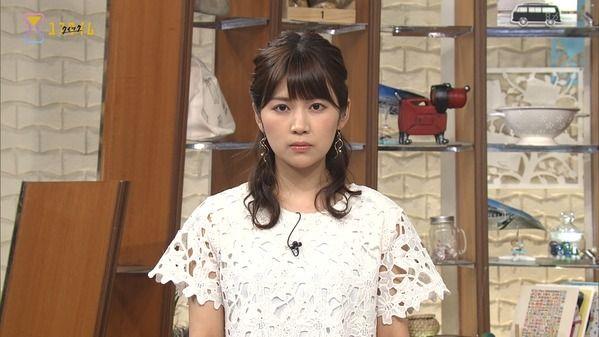 【画像】今日の竹内友佳さん 8.18