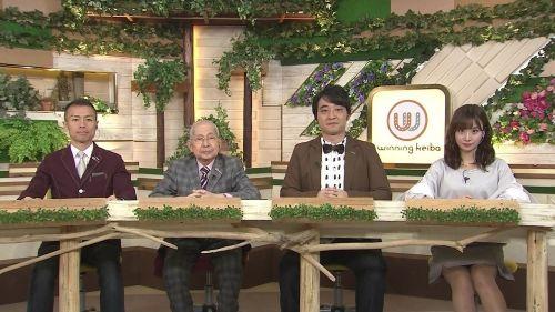 柴田阿弥 パンスト画像 2017年11月18日 ウイニング競馬