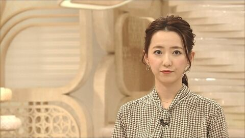 内田嶺衣奈 Live News α 20/10/16