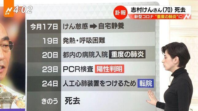 ホラン千秋(Nスタキャスター)の巨乳が、ピチピチ衣装で強調される!!【横乳】