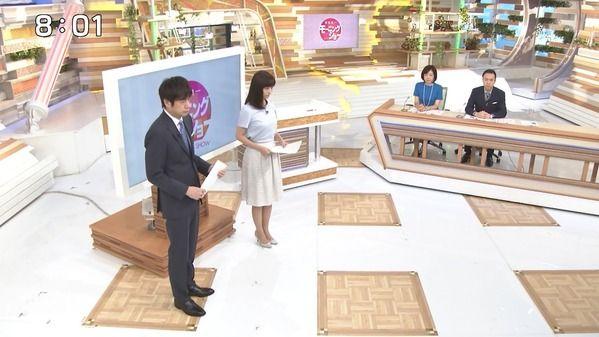 【画像】今日の宇賀なつみさん 7.26