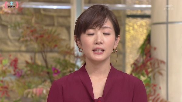 【画像】今日の高島彩さん 9.30