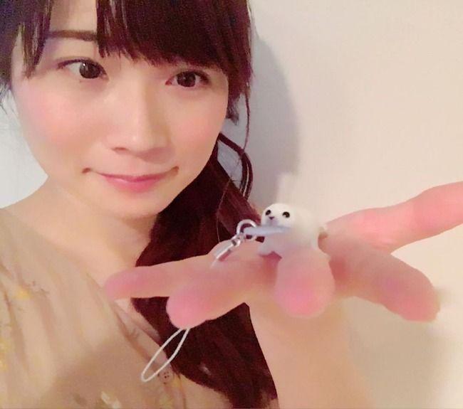 【画像】NHK気象予報士・國本未華さんが巨乳でエローいwwww