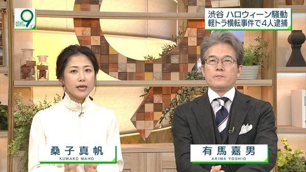 【画像】今日の桑子真帆さん 12.5