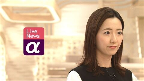 内田嶺衣奈 Live News α 20/01/17
