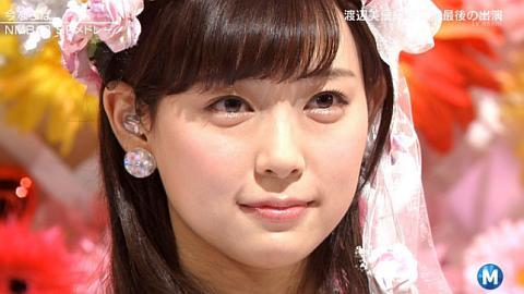 渡辺美優紀、ライブで活動休止中を語った本を無料配布。