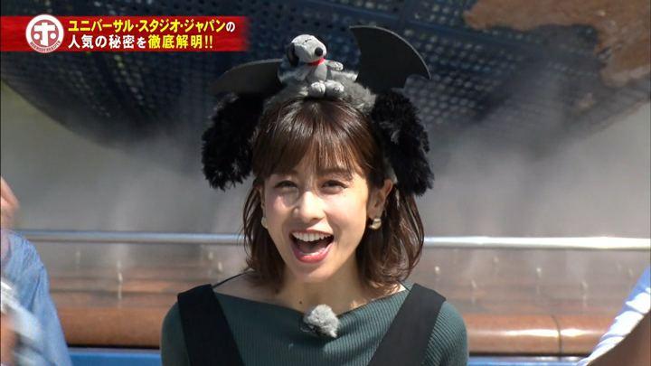 加藤綾子 ホンマでっか!?TVSP (2018年10月10日放送 50枚)
