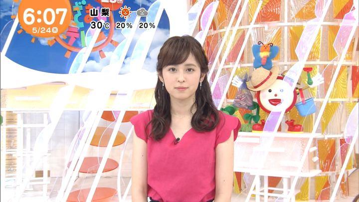 久慈暁子 めざましテレビ (2018年05月24日放送 15枚)