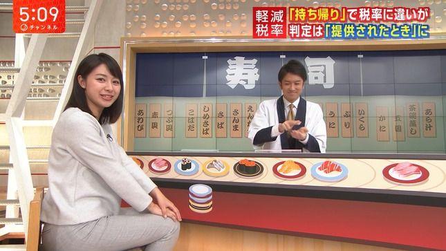 林美沙希アナ ピタパン! スーパーJチャンネル