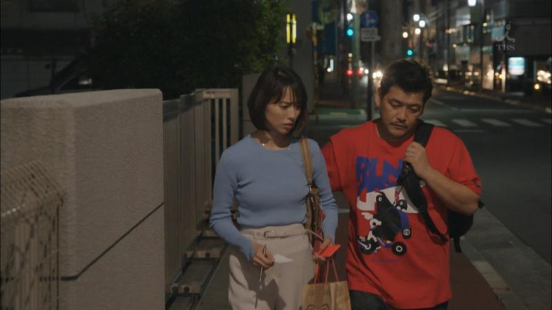 戸田恵梨香のおっぱいが巨乳に 大恋愛~僕を忘れる君と#5