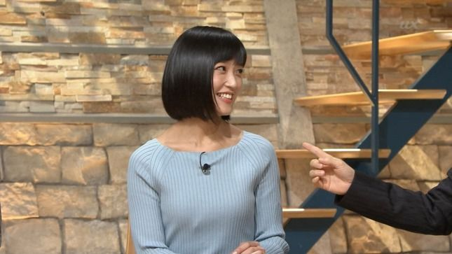 竹内由恵アナ 報道ステーション