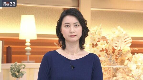 【画像】今日の小川彩佳さん 1.13