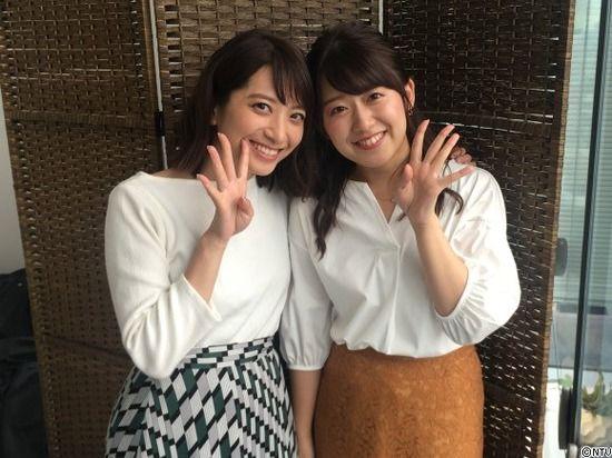 【画像】バゲットで尾崎里紗アナの巨乳がエロいエクササイズwwwww