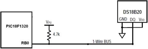 1-wire回路