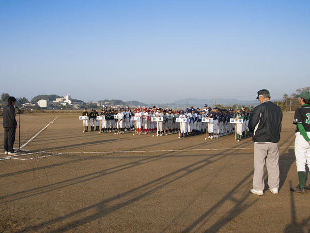 さんびるSKSS杯・松江地区学童軟式野球大会