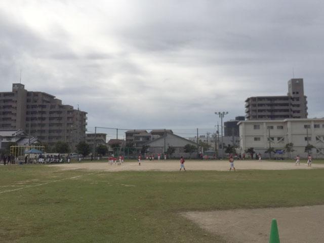 vs荒島ドリームス(安来市)と練習試合