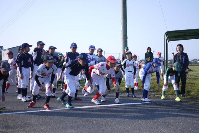 2017年さんびるSKSS杯ベーラン競争→ランニング競争