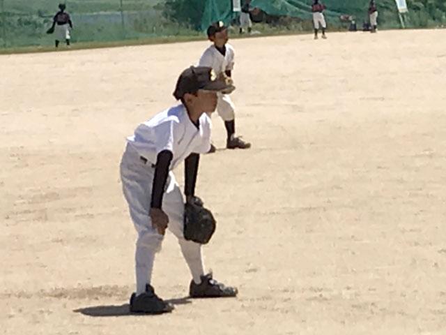 サード|城南シャインズ少年野球クラブ