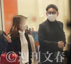 23歳下の美女と京都3泊 中村芝翫、4年ぶりの不倫スキャンダル