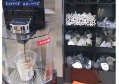 カフェラテなみなみ注ぎ窃盗疑い 熊本のコンビ二「20回やった」