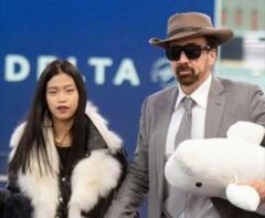 ニコラス・ケイジが日本人女優と2月に5度目の結婚 花嫁は京都の着物姿
