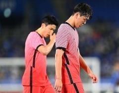 日韓戦完敗の韓国、ファンから非難殺到 「監督をクビにしろ」