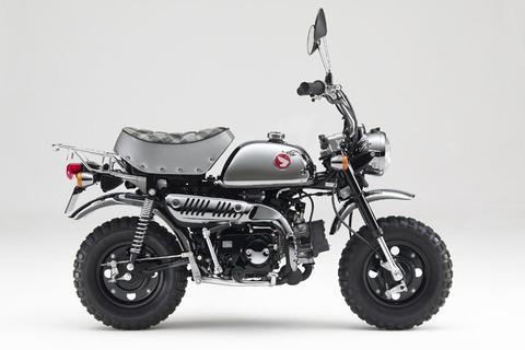 【バイク】50年の歴史に幕 「ホンダ・モンキー」の最終モデル発売
