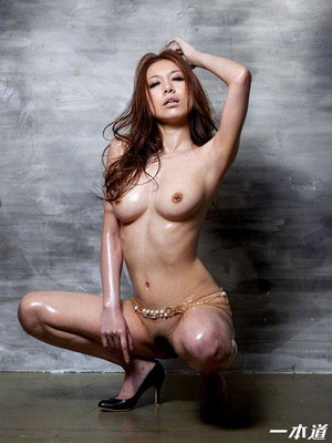 甲斐ミハル ヌード・セックス・オマンコ画像 (1)