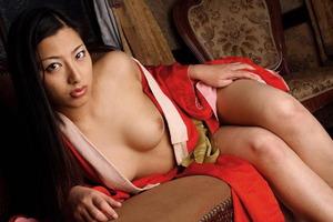 朝河蘭 ヌード画像 (39)
