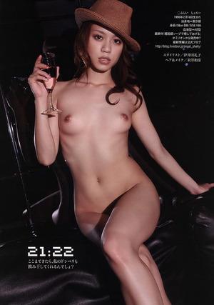 藤井シェリー ヌード画像 (1)