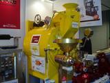 水蒸気焙煎機