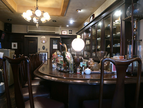 珈琲専門店フローラダニカ(cafe FLORE DANICA)