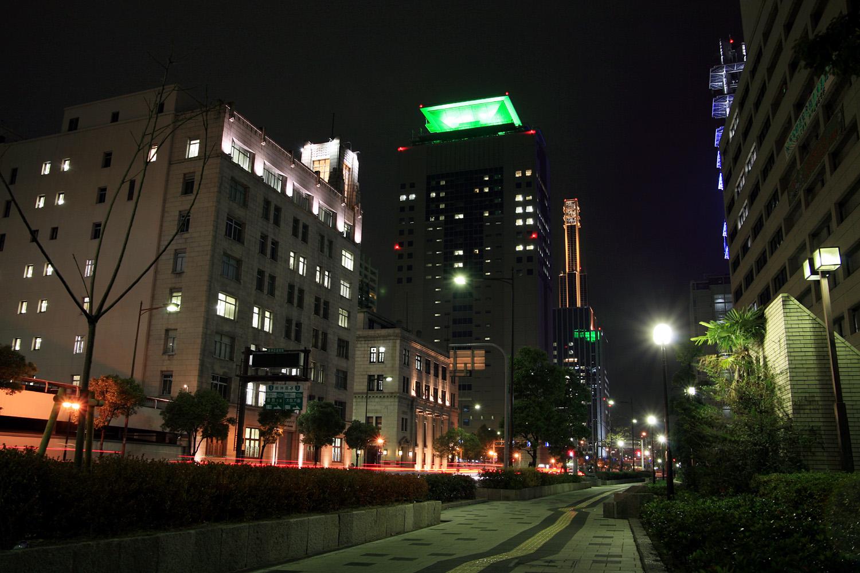 今回のライトアップは旧外国人居留地ライトアップイベントに参画したもので来年3月末まで継続されます。