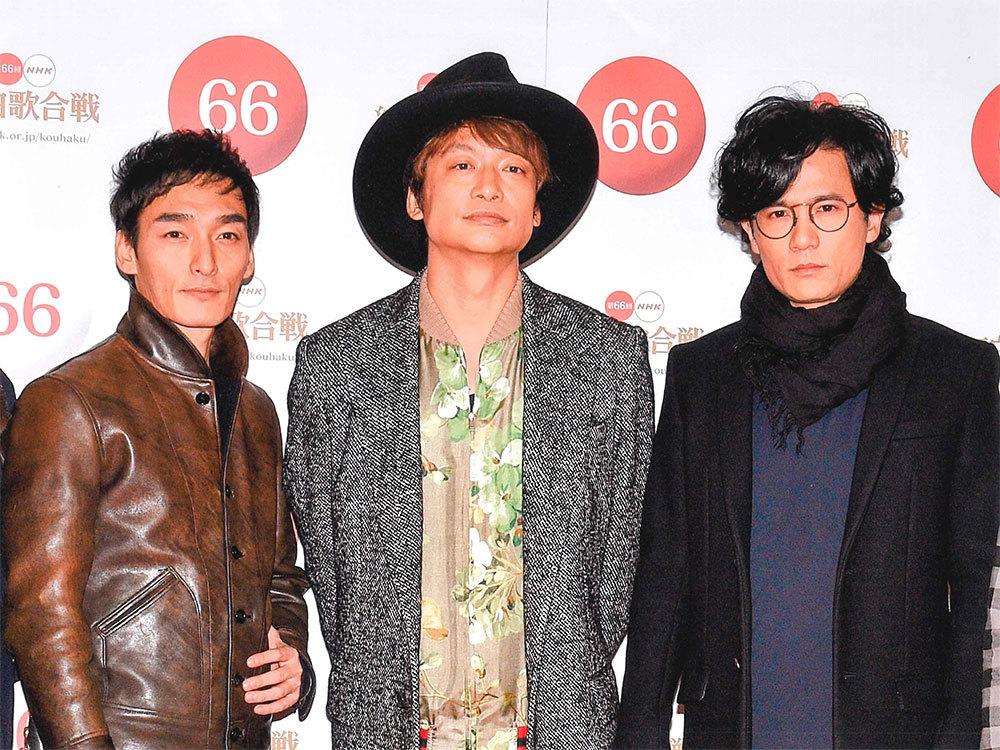 【朗報】稲垣吾郎、草なぎ剛、香取慎吾 パラリンピック・スペシャルサポーターに就任