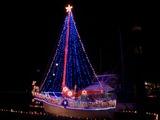 25  2006年クリスマス電飾私たちのジェニファ号