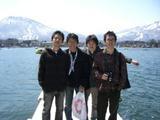 弁天島にて2