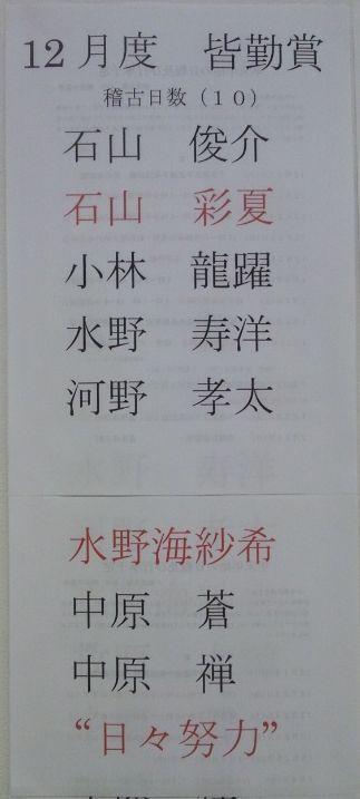 白井 2012年1月 少年部