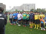 3.かつしかスポーツフェステバルサッカー交流会021