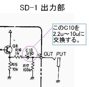 Boss_SD1_output-stage