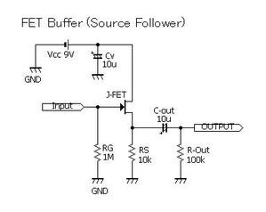 Buffer_Amp_JFET