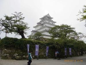 2、鶴ヶ城