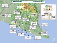 静岡県の観測ポイント