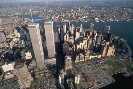 9.11前の風景