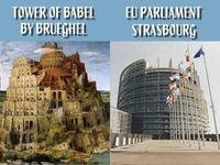 ユーロ崩壊とバベルの塔