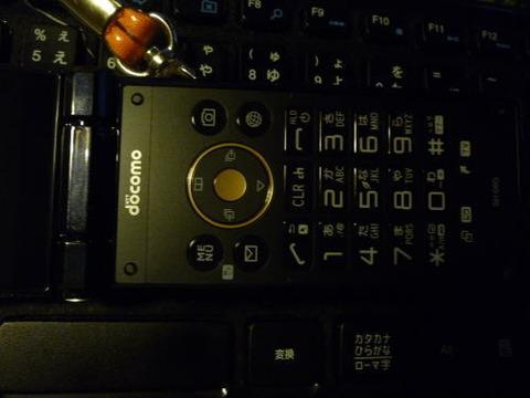 16年10月現在 AQUOS ケータイ SH-06Gをdokomoオンラインショップで購入