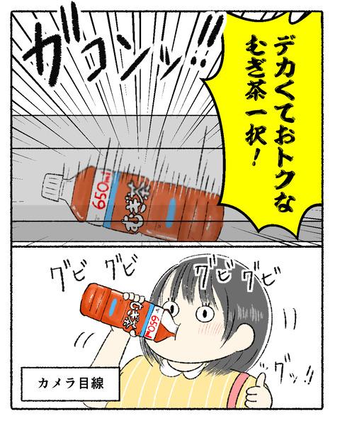 小さいペットボトルにしとけばよかった_003