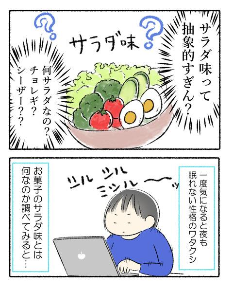 お菓子のサラダ味_002