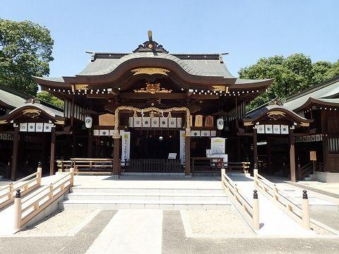 松原神社(日峯大明神) 佐嘉神社 : 日本の城100選 名城の旅