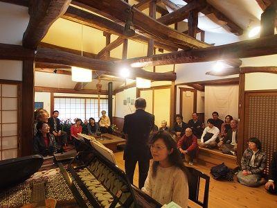 宏二郎展2017オープニングパーティ